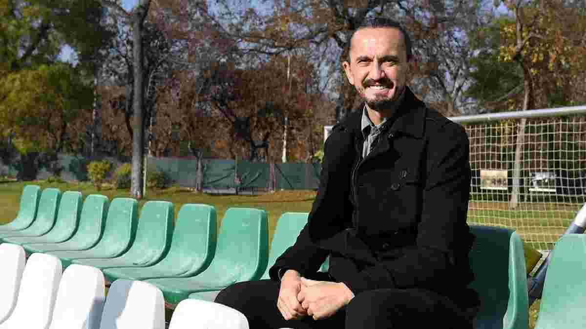 """""""Я не досягнув його рівня"""": екс-партнер Реброва розсипався у компліментах тренеру Ференцвароша"""