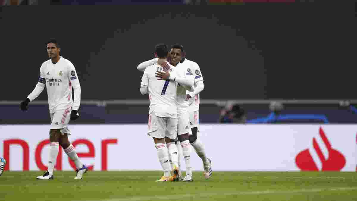 Інтер – Реал – 0:2 – відео голів та огляд матчу
