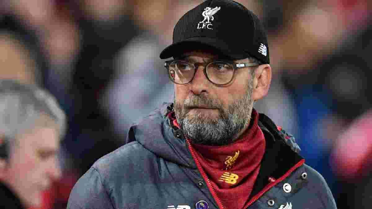 Клопп: Я не уверен, что Ливерпуль закончит сезон с одиннадцатью здоровыми игроками