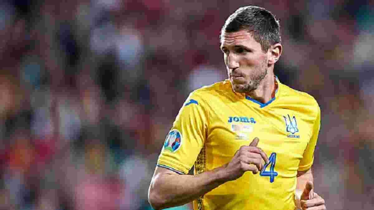 Кривцов получал предложение насчет смены гражданства – защитник сборной Украины ответил категорично