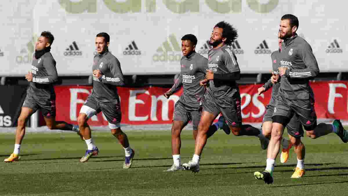 Интер – Реал: Лунин попал в заявку на матч ЛЧ, несколько лидеров мадридцев вне списка