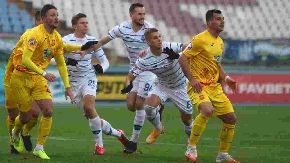 Севидов: Динамо позволило Ингульцу играть на равных – перед Барселоной это вызывает опасения