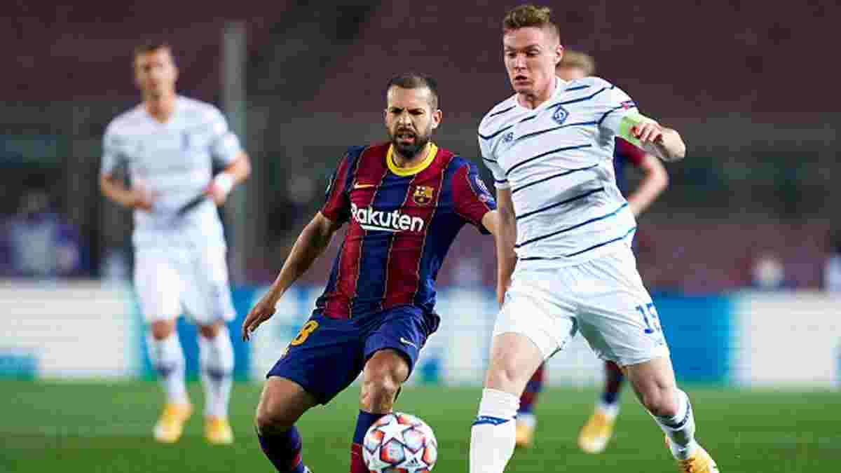 Динамо – Барселона: команди визначились із формою на матч Ліги чемпіонів