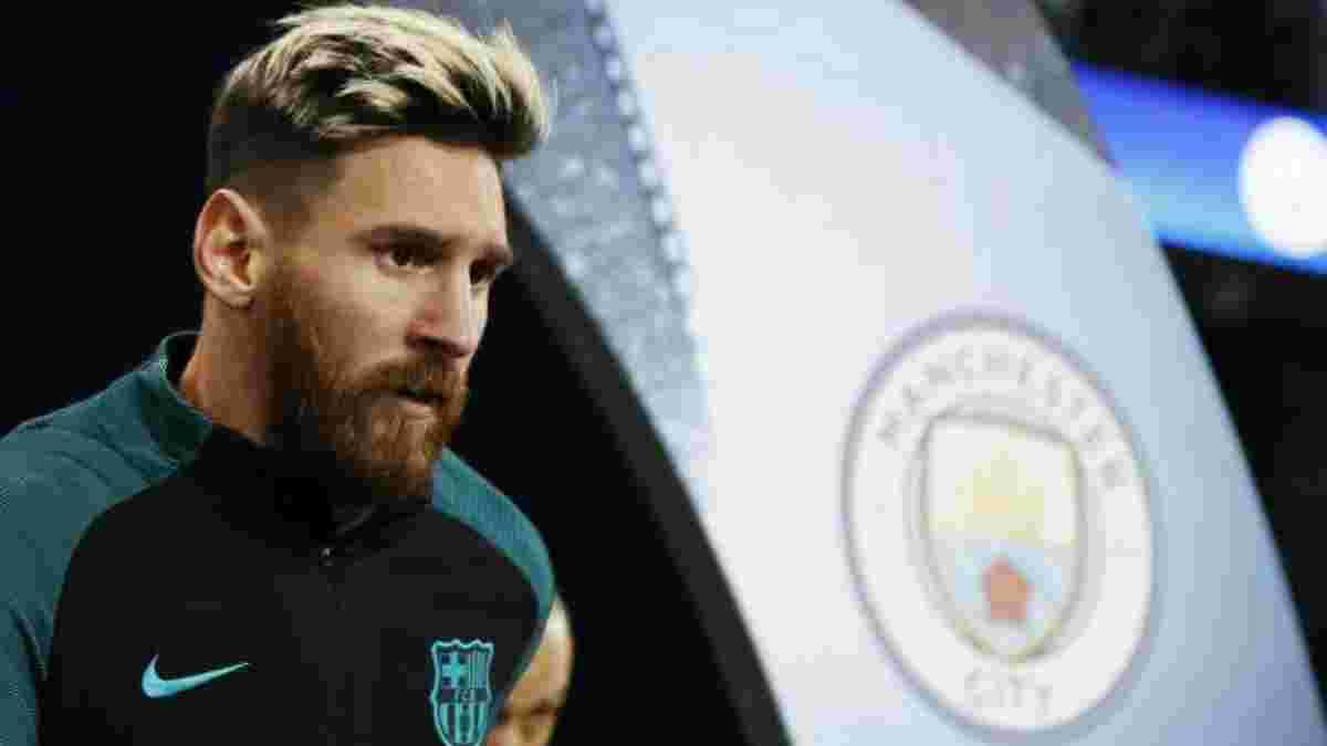 Манчестер Сити заманивает Месси контрактом на 10 лет – аргентинцу готовят особенную роль