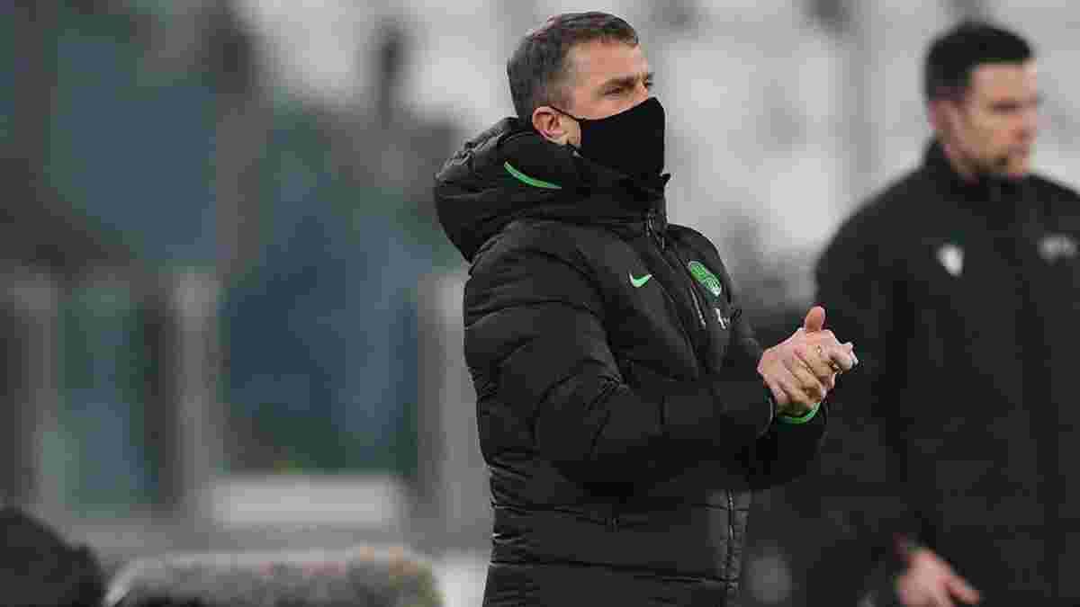 Ребров прокомментировал драматичное поражение от Ювентуса на последних минутах