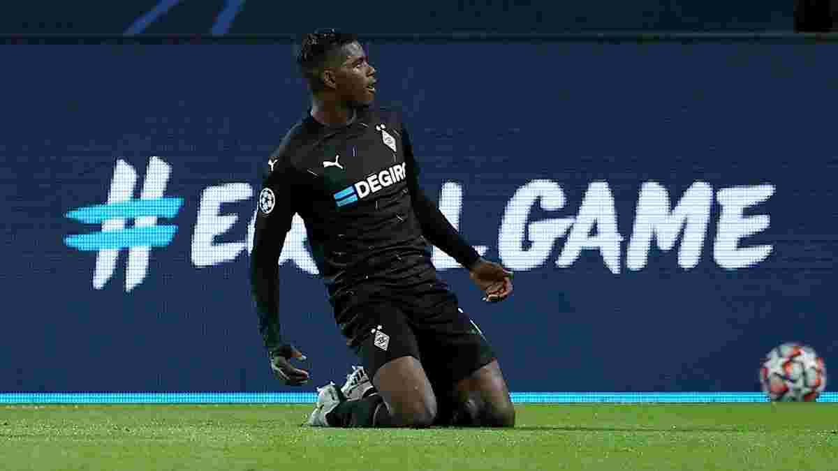 Емболо зізнався, що партнери затролили його після шедеврального гола у ворота Шахтаря