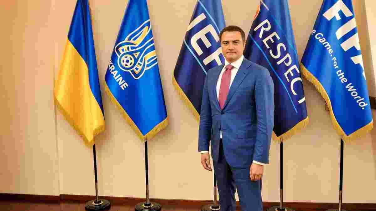Швейцария – Украина: Павелко рассказал о подготовке УАФ к суду в Лозанне