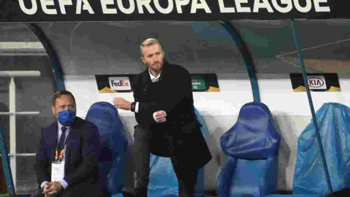 Де Декер оцінив шанси Яремчука зіграти у найближчому матчі чемпіонату Бельгії – Гент втратив ще одного українця