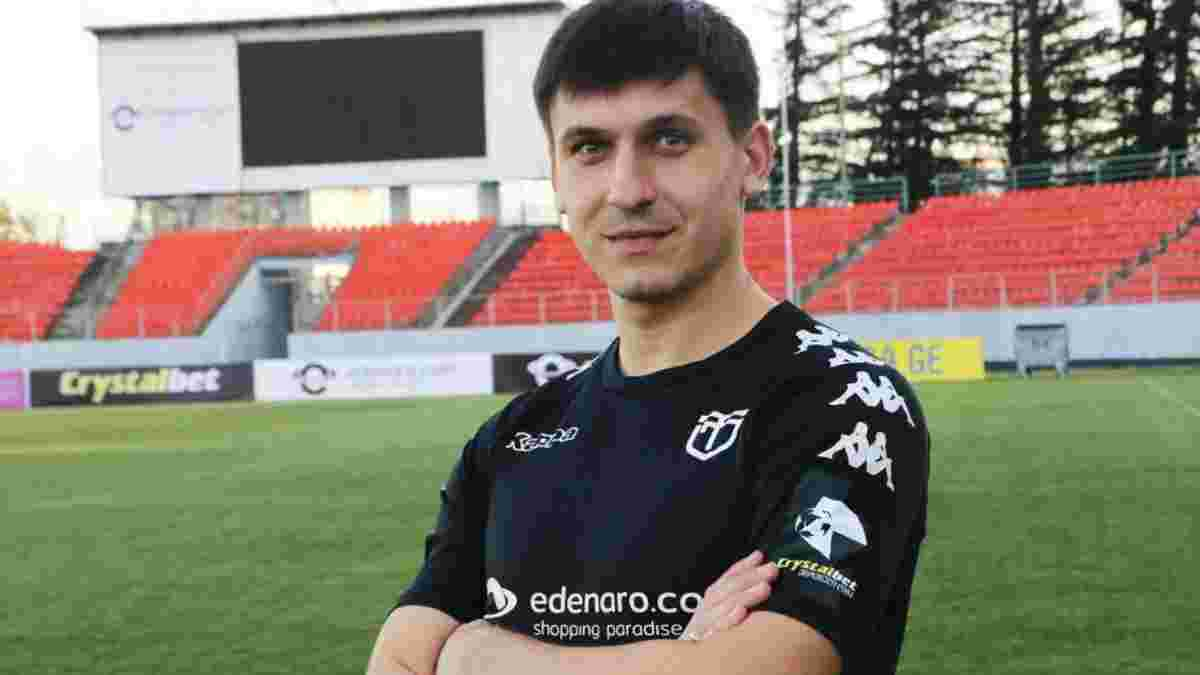 Украинский форвард требует денег у Торпедо Кутаиси – он стал жертвой обмана президента клуба