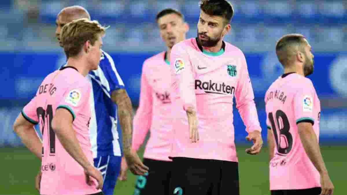 Барселона сэкономит 122 млн евро – игроки согласились на снижение зарплаты