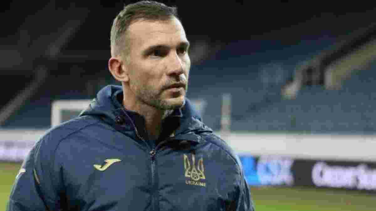 Швейцарія – Україна: Шевченко наполягає на проведенні скандального матчу Ліги націй