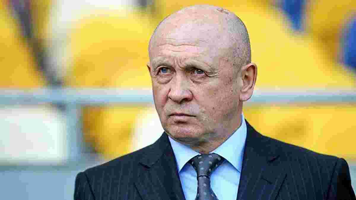 Павлов: Динамо имеет козырь в матче с Ворсклой – это Луческу