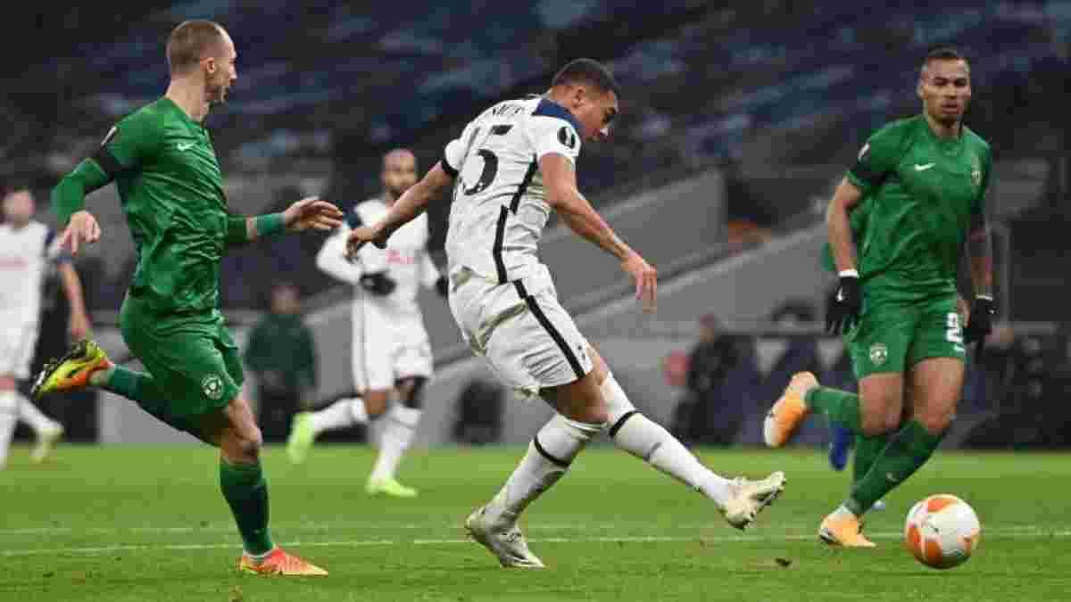 Звездный подопечный Моуринью стал игроком недели в Лиге Европы