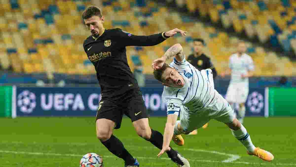 Денисов: Луческу не є чарівником – сезон Ліги чемпіонів це довів
