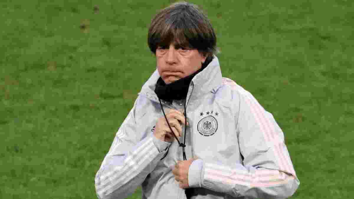 Сборная Германии официально определилась относительно дальнейшего сотрудничества с Левом