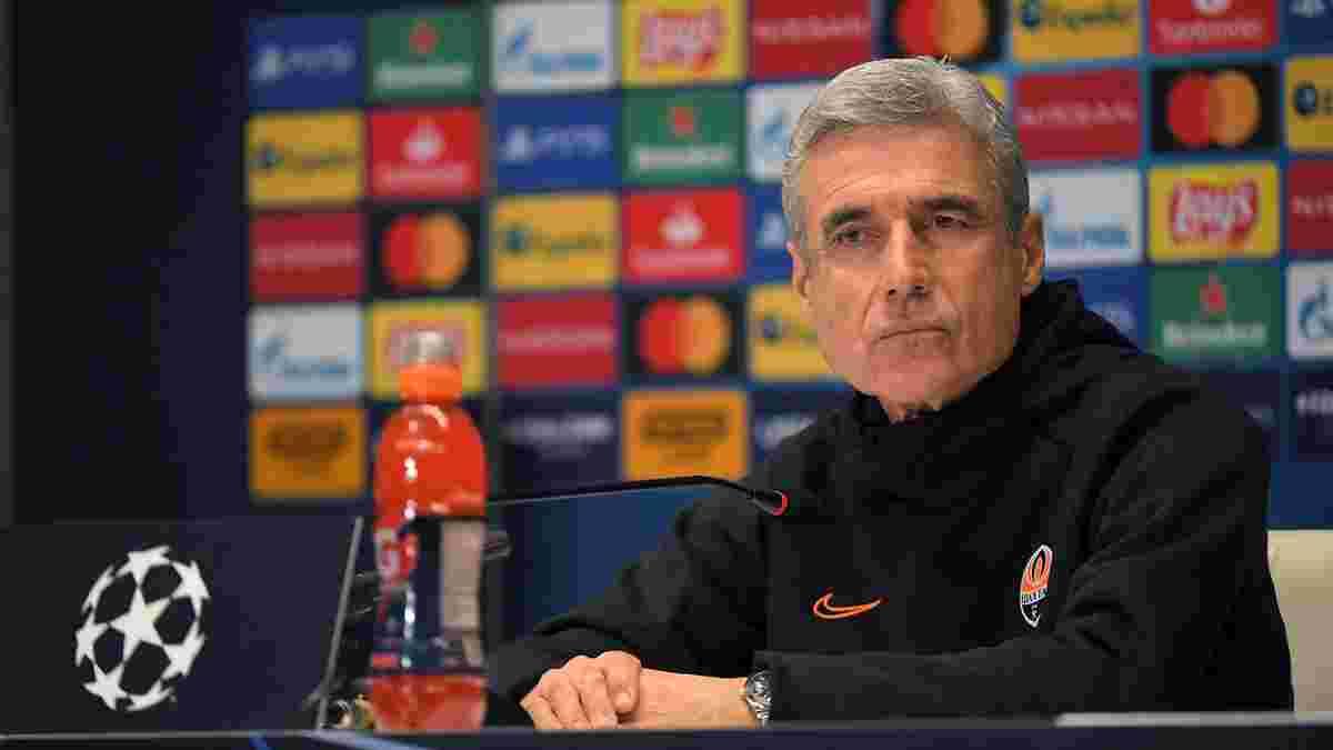 Шахтер – Реал: предматчевая пресс-конференция Луиша Каштру