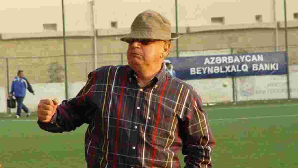 Помер колишній тренер Карпат Ходукін