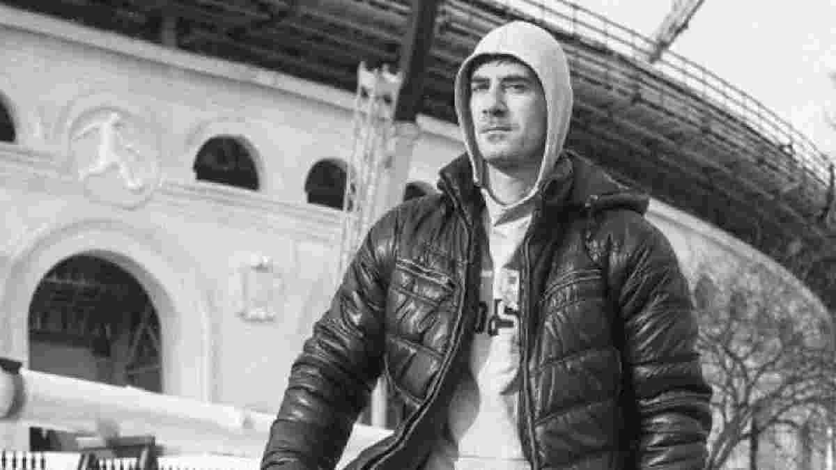 Помер 37-річний чемпіон Білорусі Цигалко