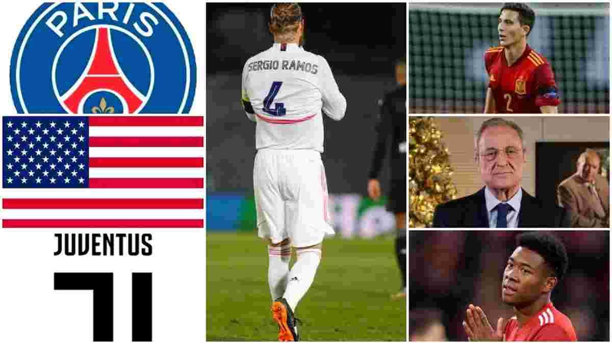 Конфлікт Рамос-Реал: капітану підшукали заміну і новий клуб – фани визначились, а Мессі потрапив під гарячу руку