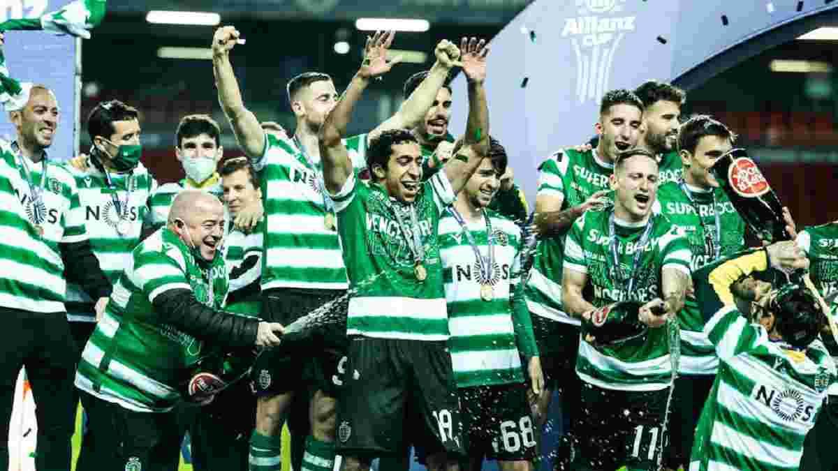 Захиснику збірноїПортугаліїне вистачило золотої медаліза перемогу уКубку ліги