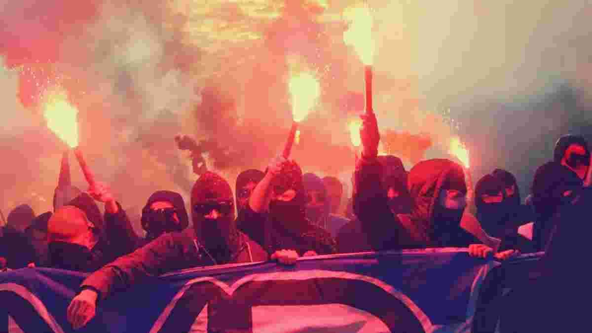 Фанати Марселя влаштували пожежу біля бази клубу – матч проти Ренна офіційно скасували