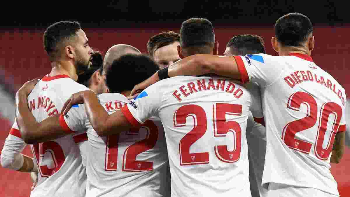 Севилья – Барселона – 2:0 – видео эффектных голов и обзор матча