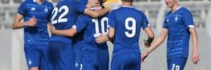 Динамо объявило дату и место матча против Барселоны в Юношеской лиге УЕФА