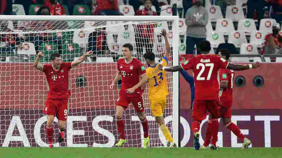 Бавария –  Тигрес – 1:0 – видео гола и обзор матча