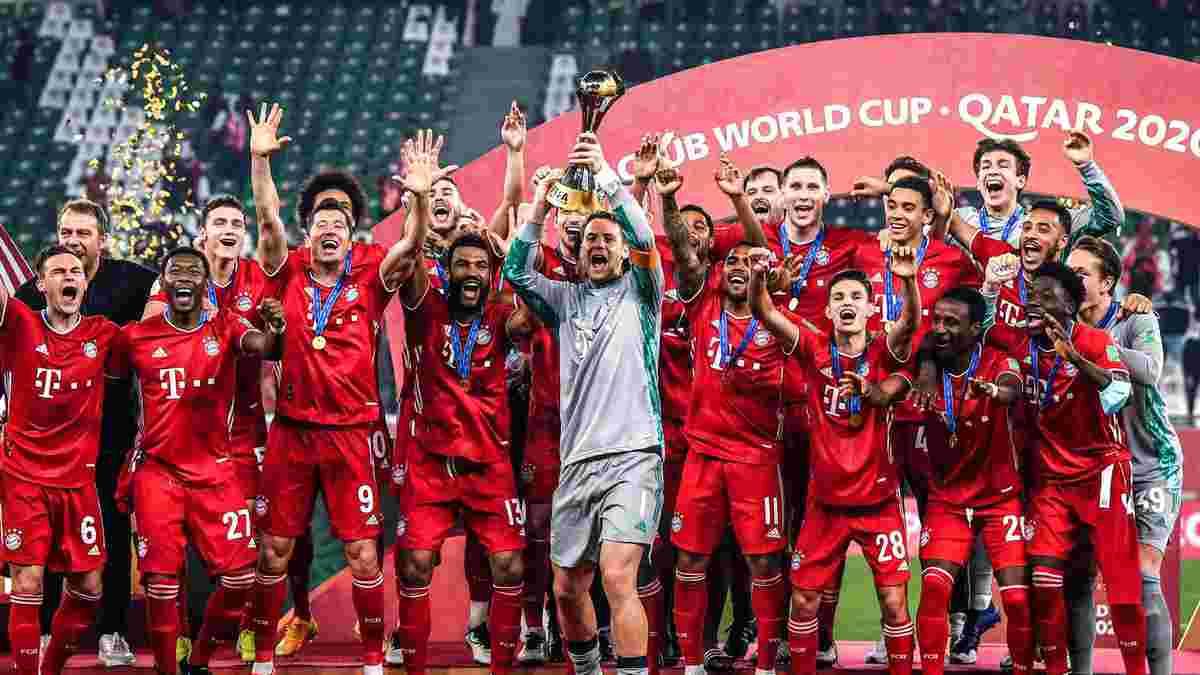 """Баварія – чемпіон світу: """"рекордмайстери"""" повторили історичний тріумф Барси, Жиньяка переоцінили, а Лєвандовскі – король"""
