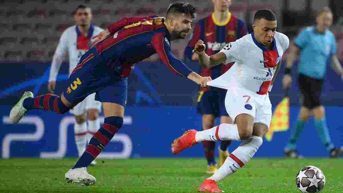 Барселона – ПСЖ – 1:4 – відео голів та огляд матчу