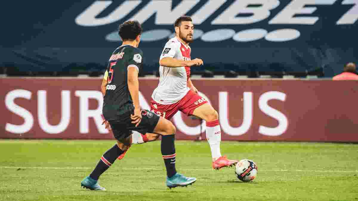 ПСЖ – Монако – 0:2 – видео голов и обзор матча