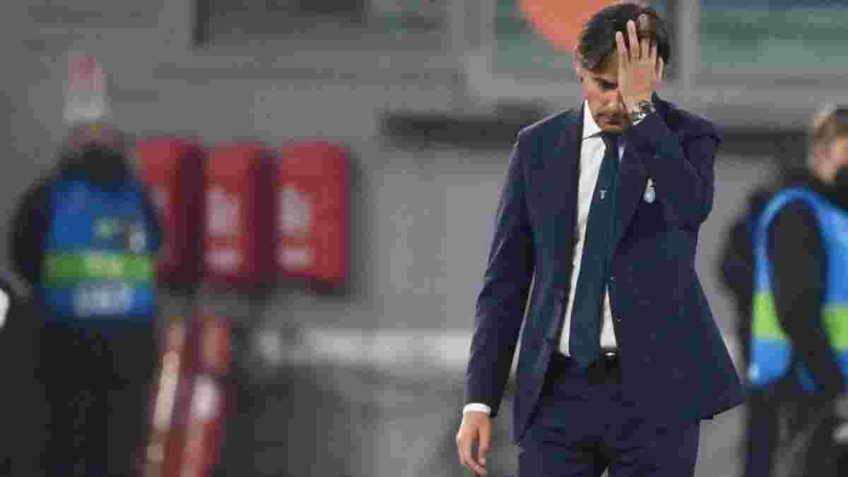 """""""Три з 4 голів Лаціо забив собі замість Баварії"""": Індзагі розчарований виступом римлян у Лізі чемпіонів"""
