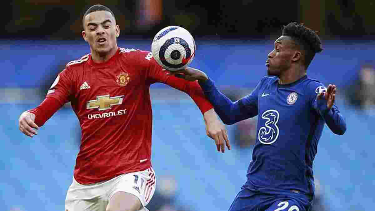 Скандально непризначений пенальті у відеоогляді матчу Челсі – Манчестер Юнайтед