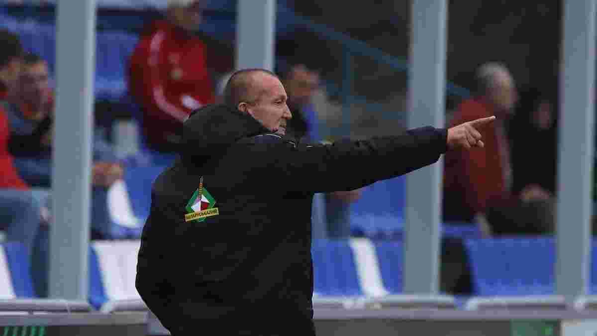 Григорчук прокоментував перемогу в Суперкубку Білорусі та пояснив вирішальний пенальті у виконанні воротаря