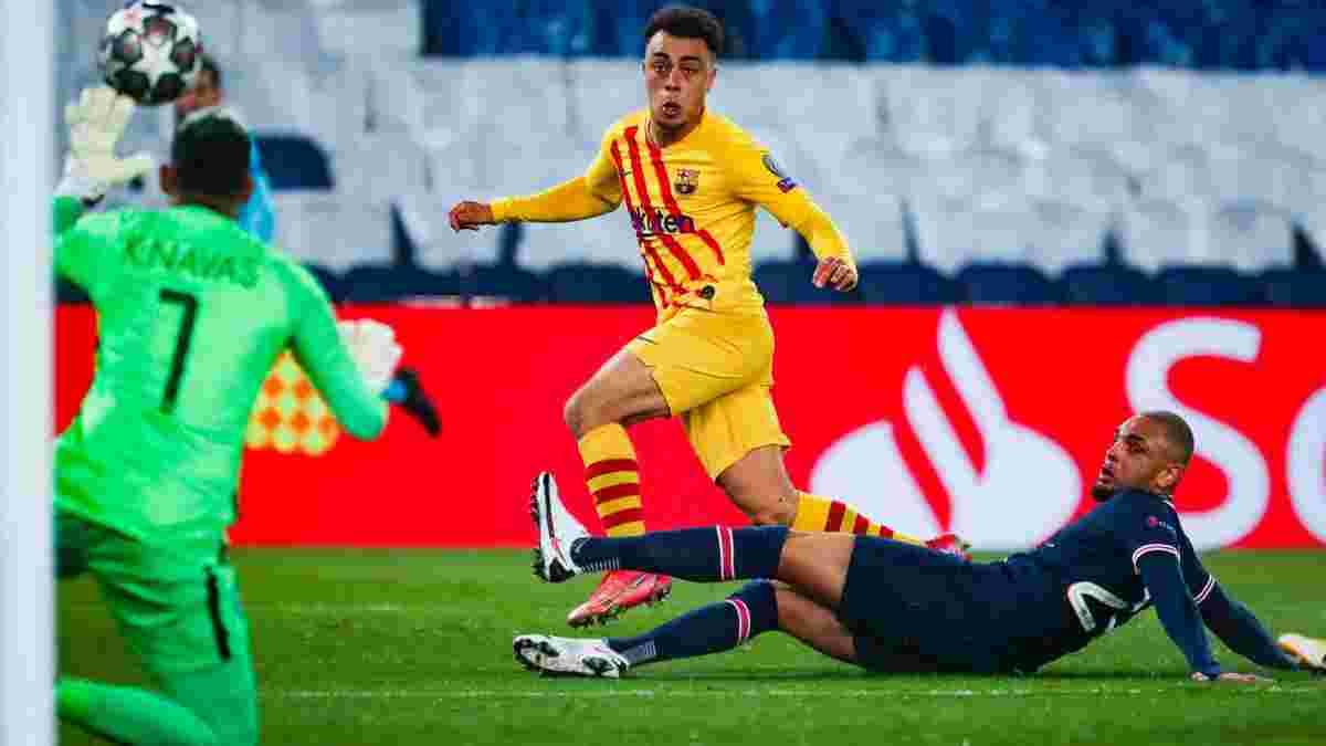 ПСЖ – Барселона – 1:1 – відео голів та огляд матчу