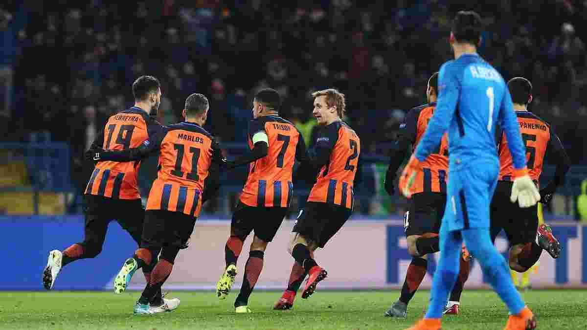 Рома – Шахтар: прогноз на матч Ліги Європи
