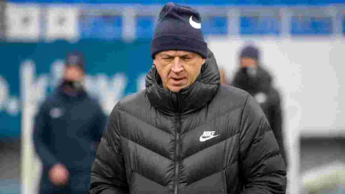 УПЛ визначила найкращого тренера 17-го туру