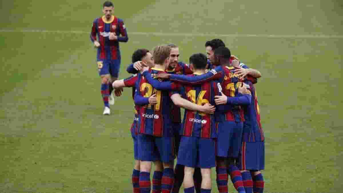 ПСЖ – Барселона: каталонцы отправятся на матч без двух ведущих защитников, но с дебютантом Лиги чемпионов