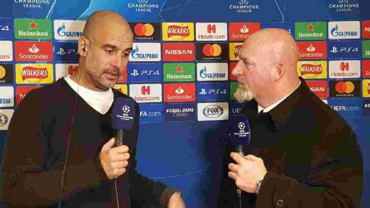 """""""Манчестер Сити победит со счетом 18:0"""", – Гвардиола разгневался на вопрос журналиста"""