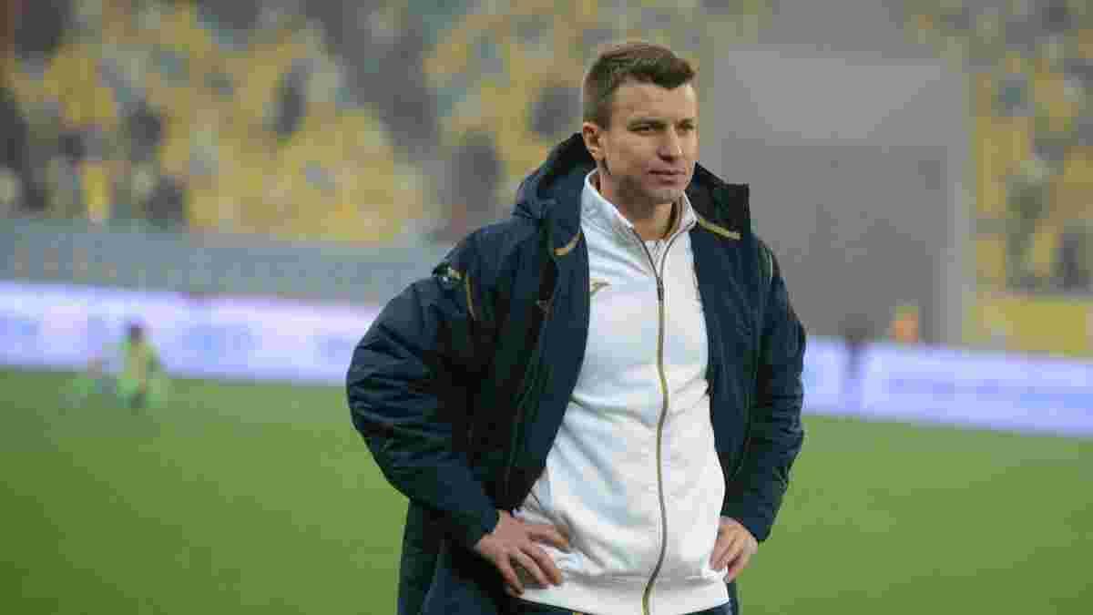 Ротань объявил список игроков сборной Украины U-21 на международный турнир в Турции – Супряга получил новый шанс