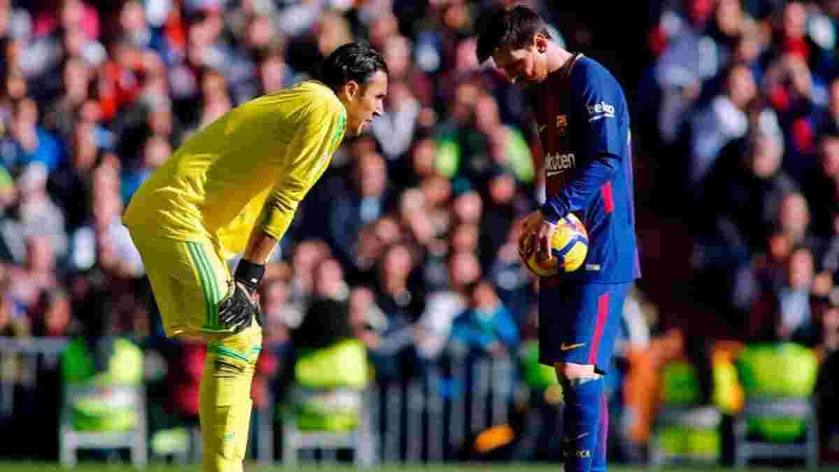 ПСЖ – Барселона: Навас назвав план парижан на гру Ліги чемпіонів