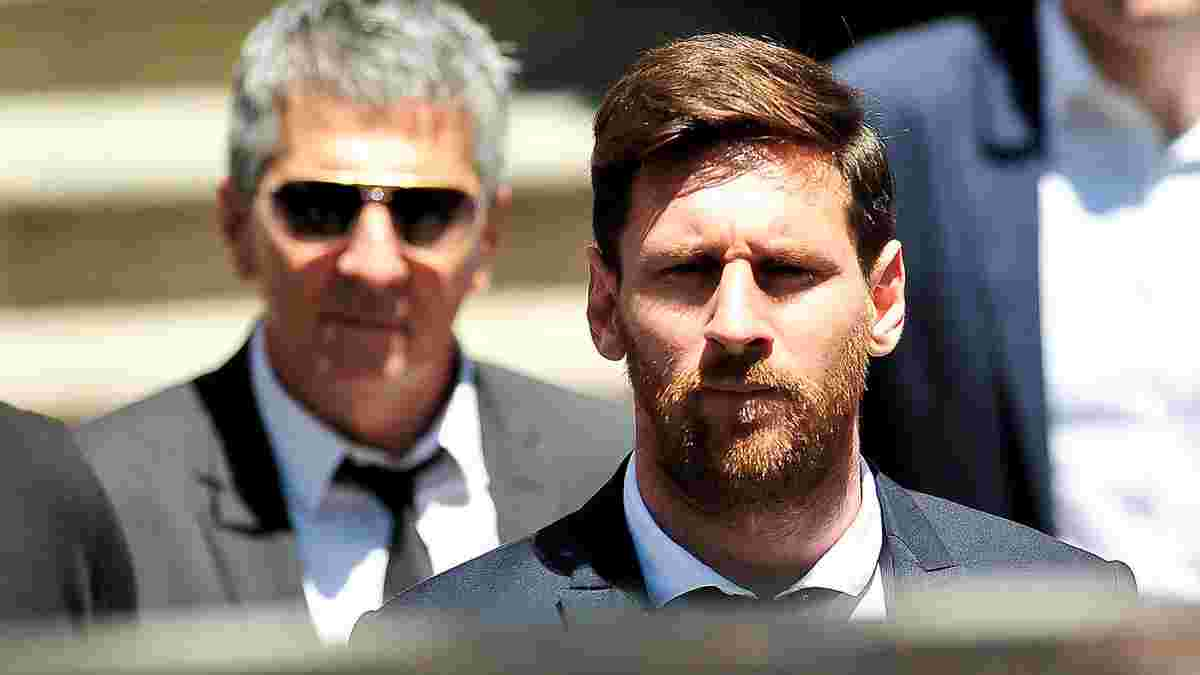 Месси принял окончательное решение о своей карьере – будущее аргентинца зависело от переговоров в доме Хулио Иглесиаса