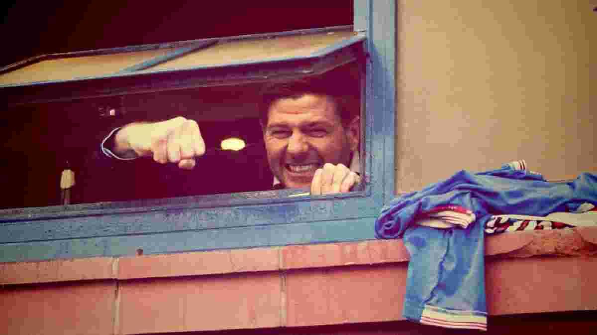 Тепер Джеррард – легенда Рейнджерс: у дитинстві його спіймали на крадіжці, хуліганив у Ліверпулі, одягав футболку МЮ