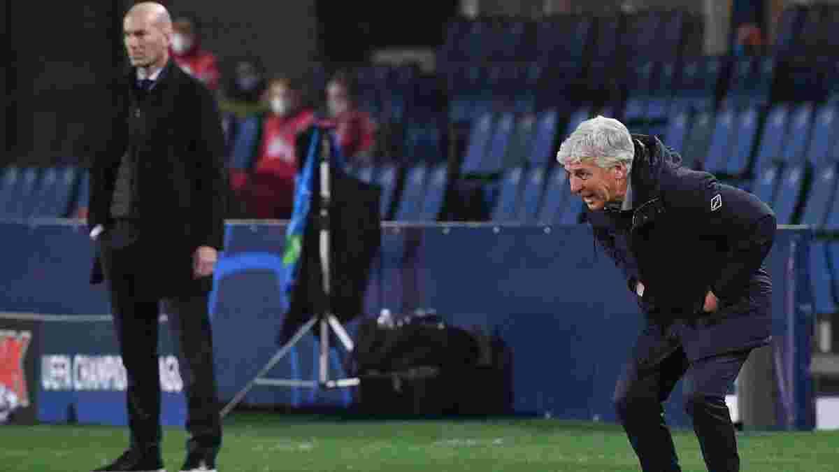 """""""Едем в Мадрид не ради прогулки"""": Гасперини пригрозил Реалу перед повторным поединком в Лиге чемпионов"""