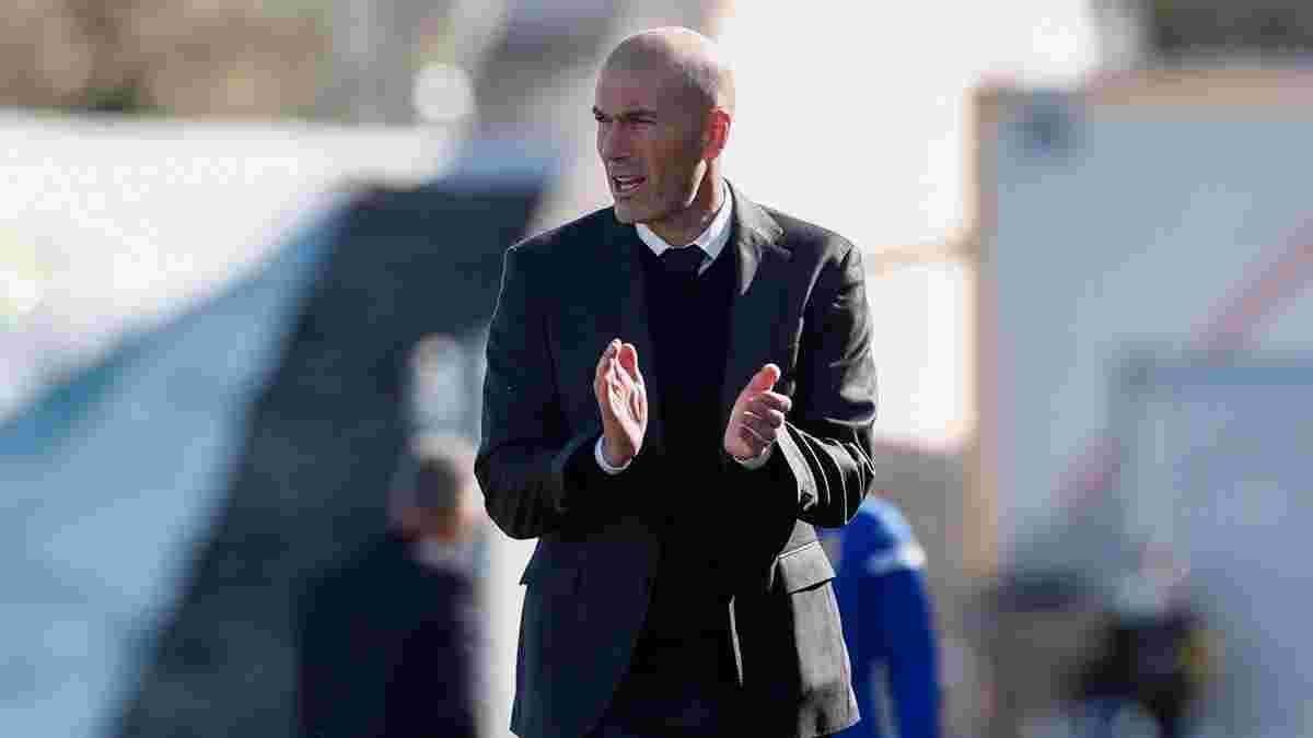 """""""Нам здається, що у моменті з Рамосом щось було"""": Зідан – про масові рішення арбітрів проти Реала"""