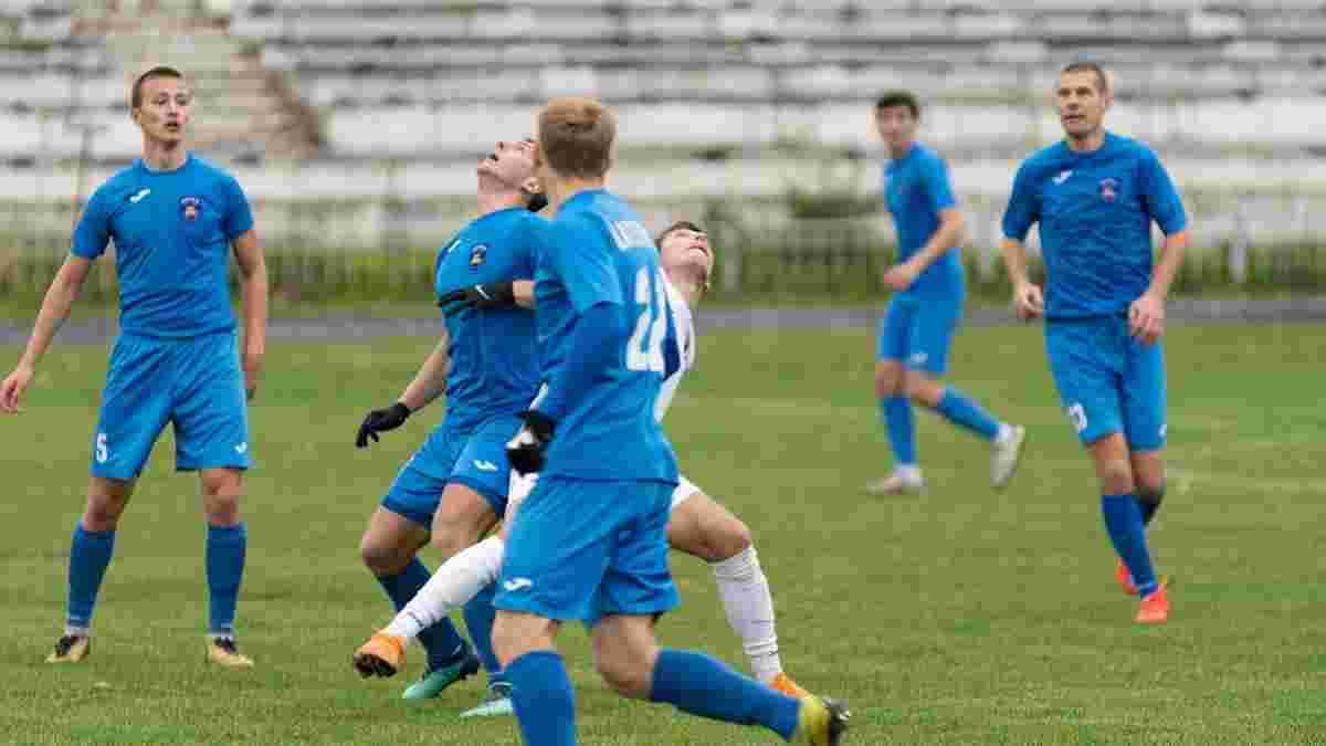 Вторая лига: Никополь неожиданно разгромил Энергию в перенесенном матче