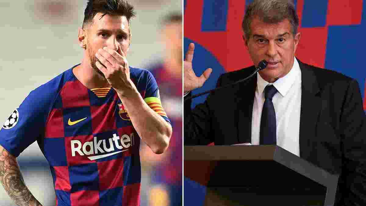 Революция в Барселоне: Лапорта прогоняет 8 игроков с несколькими звездами – трансферная бомба и будущее Месси