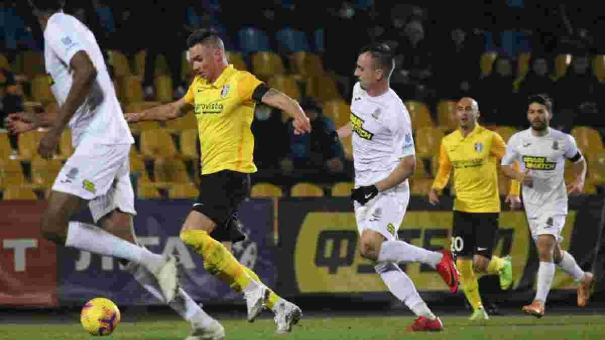 Александрия – Олимпик – 2:0 – видео голов и обзор матча