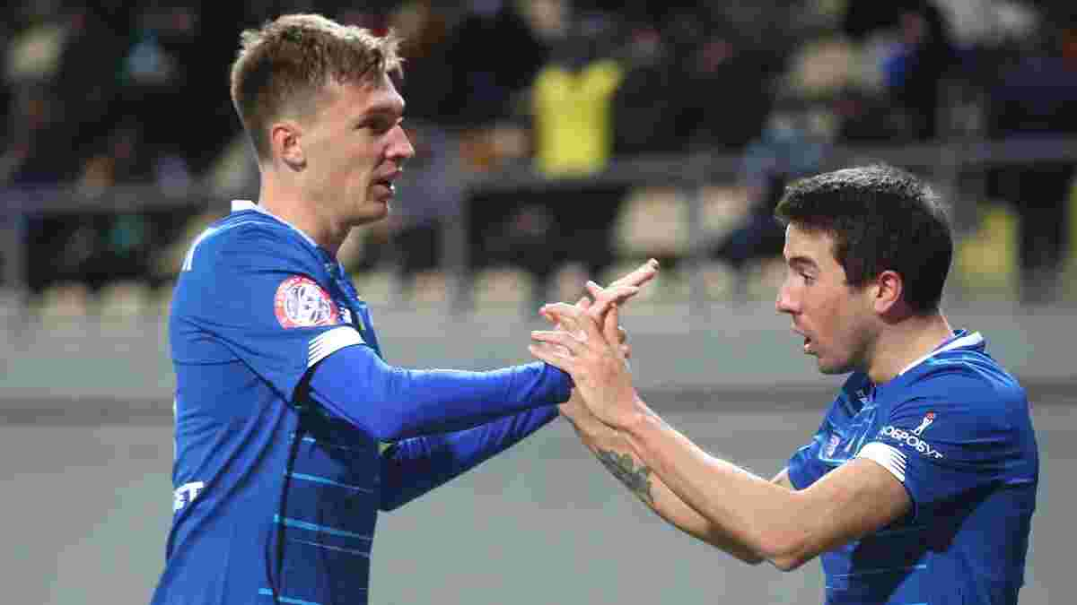 Сидорчук сравнялся с Шевченко по количеству матчей в футболке Динамо – на очереди следующая легенда