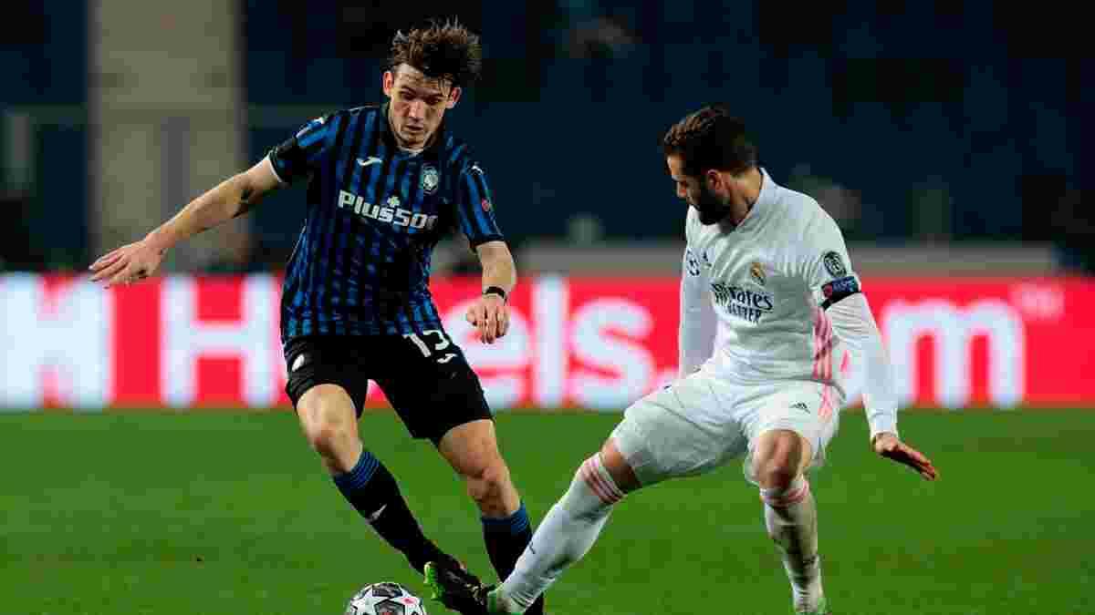 Реал Мадрид – Аталанта: анонс ответного матча 1/8 финала Лиги чемпионов